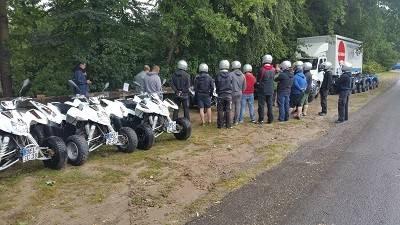 Quad Tour bei Soltau
