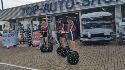 Segway Promotion Event