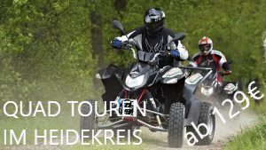 Quad Touren bei Crazy-Quad