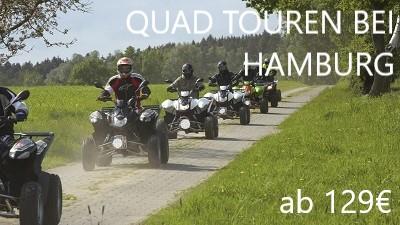Quad fahren bei Hamburg