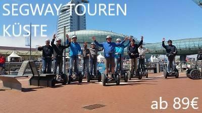 Bremerhaven und Cuxhaven