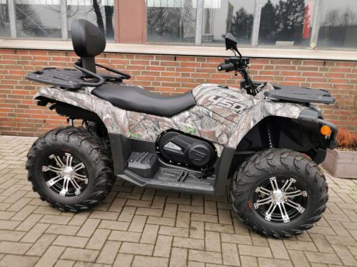 CF Moto CForce 450 L DLX camouflage
