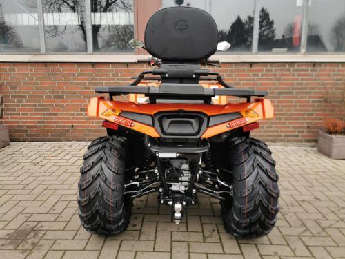 CF Moto CForce 450 L DLX orange