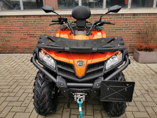 CF Moto CForce 450 L DLX orange