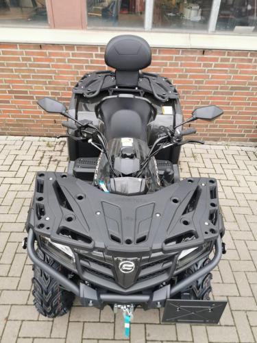 CF Moto CForce 450 L DLX schwarz
