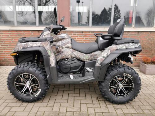 CF Moto CForce 1000 V2 XL Servo DLX camouflage