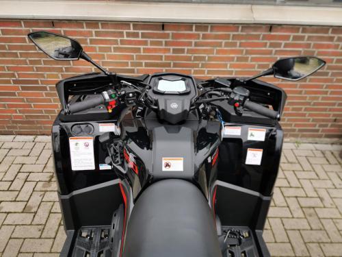 CF Moto CForce 850 V2 XL Servo DLX schwarz