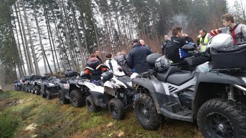 quad tour pause